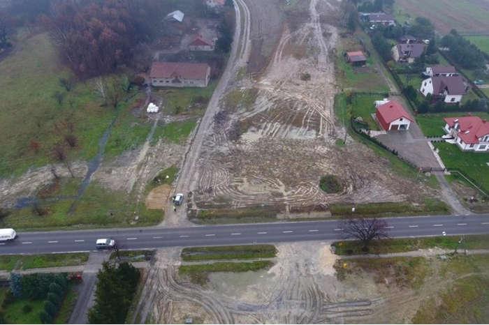 Polsko-węgierskie konsorcjum dokończy budowę obwodnicy Dąbrowy Tarnowskiej