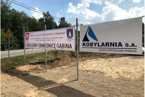 Mazowieckie: Budowa obwodnicy Gąbina stała się faktem