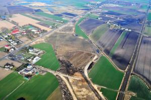 Powstaje 5 km północnej obwodnicy Inowrocławia
