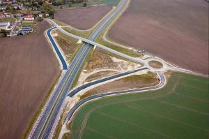 Nowy węzeł na obwodnicy Inowrocławia otworzy drogę do Markowic