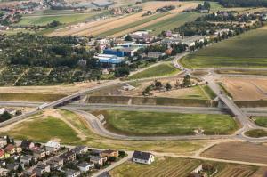 Lada dzień otwarcie obwodnicy Jarocina na S11
