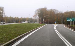 Obwodnica Kartuz oddana do użytku kierowcom