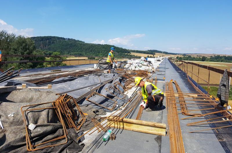 Budowa obwodnicy Kłodzka na Dolnym Śląsku postępuje