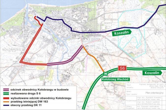 Budowa S6 i S11: Powstaje most przez Parsętę na obwodnicy Kołobrzegu