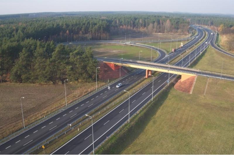 Obwodnica Międzyrzecza po rozbudowie - droga ekspresowa S3