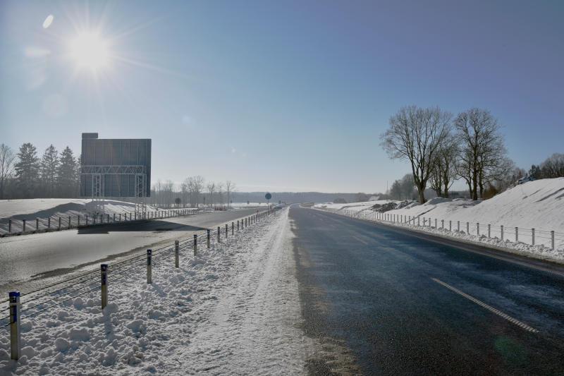 Nowy odcinek obwodnicy Olsztyna może utrudnić ruch. Cała S51 dopiero w II kwartale