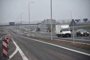 Kierowcy mogą już korzystać z obwodnicy Olsztyna w ciągu DK16