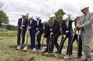 Południowa obwodnica Olsztyna: ekspresowy odcinek S51 w budowie