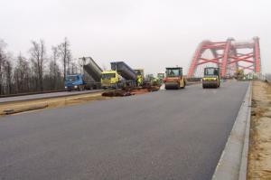 Dobiega końca budowa obwodnicy Ostródy w ciągu S7 i DK16