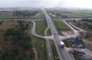 Budowa S61: Otwarcie obwodnicy Suwałk dopiero w kwietniu