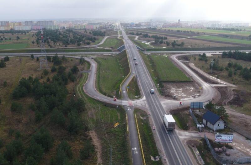 Obwodnica Suwałk w ciągu drogi ekspresowej S61