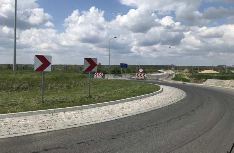 Obwodnica Woźnik w woj. śląskim