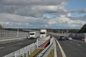 Utrudnienia w Leźnie i na S6 Obwodnicy Trójmiasta
