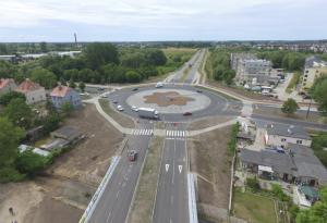 Taki jest nowy, ekspresowy odcinek S11 obwodnicy Kołobrzegu