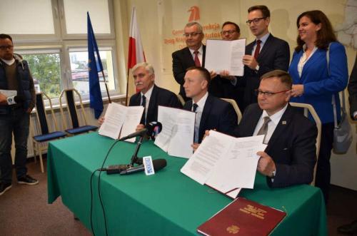Budowa S14: Budimex-Strabag z umową na zachodnią obwodnicę Łodzi