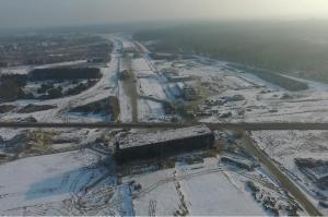 Budowa obwodnicy Marek w ciągu drogi ekspresowej S8 (I kw. 2017 r.)