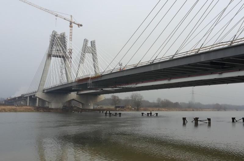 Co słychać na budowie S7 - wschodniej obwodnicy Krakowa?