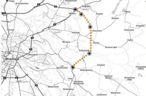 W 2020 r. pojedziemy północnym odcinkiem wschodniej obwodnicy Wrocławia