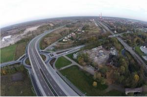 Będą dwa etapy budowy ostatniego odcinka Wschodniej Obwodnicy Wrocławia