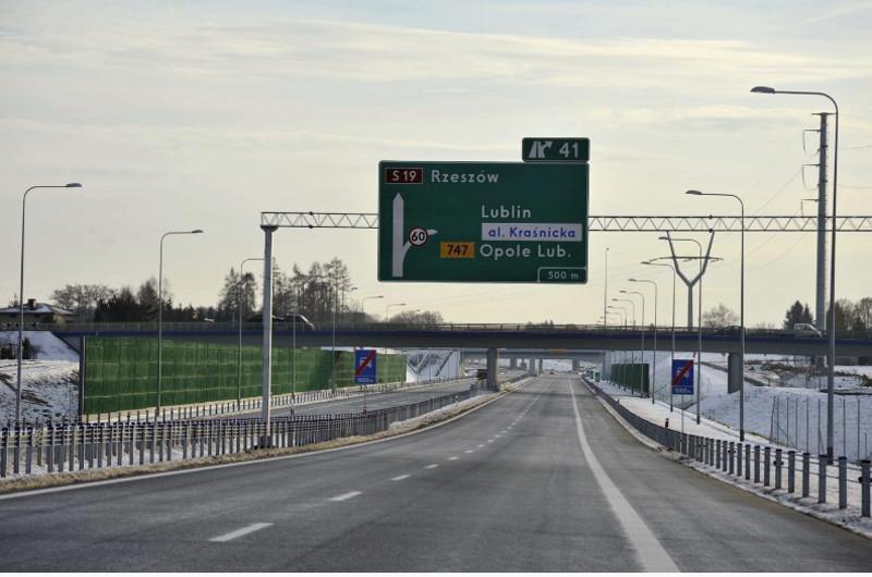 Zachodnia obwodnica Lublina w ciągu drogi S19