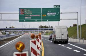 S19: Część zachodniej obwodnicy Lublina pod ruchem
