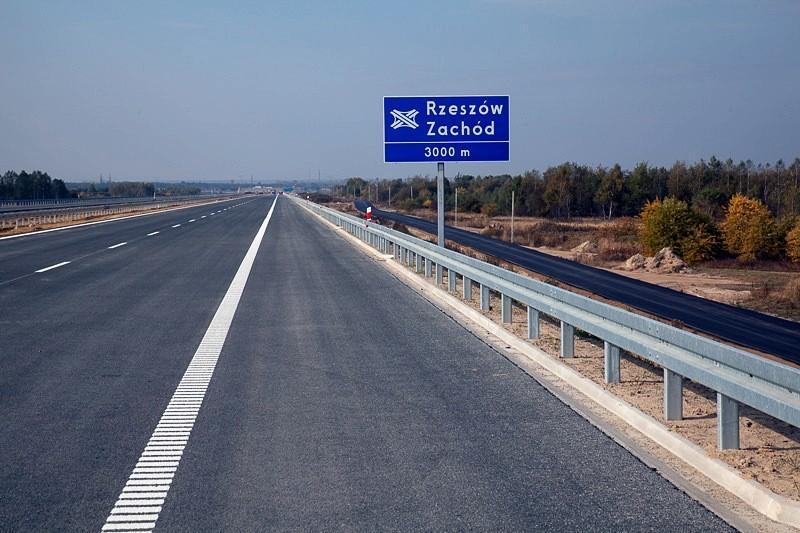 Północna obwodnica Rzeszowa w ciągu autostrady A4