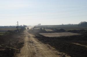 Budowa S19: Obowiązują zmiany w ruchu w Stobiernej