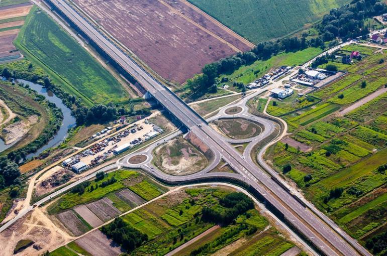 Droga ekspresowa S19 - trasa via Carpatia