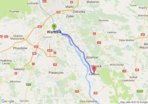 Warszawa - Karczew