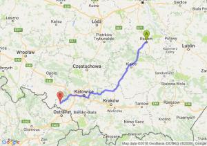 Trasa Radom - Racibórz