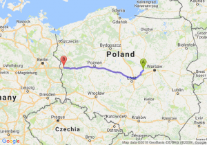 Trasa Sochaczew - Rzepin
