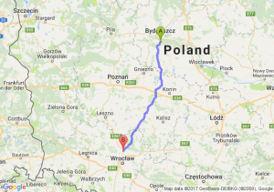 Brzoza (koło Bydgoszczy) - Trzebnica