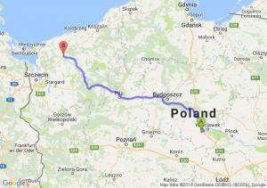 Brześć Kujawski - Płoty