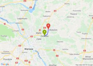 Trasa Zielonka - Kobyłka