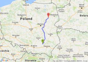 Trasa Borowa - Zambrów