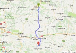 Masłów - Gródek Nad Dunajcem (małopolskie)