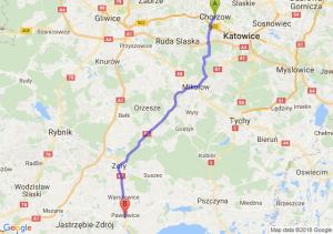 Chorzów - Pawłowice