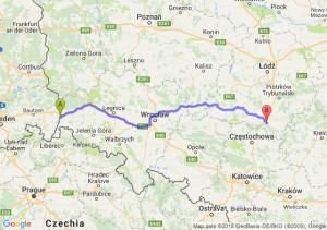Zgorzelec - Radomsko