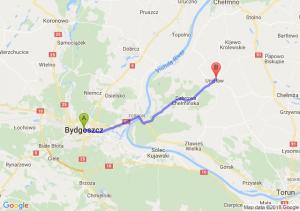 Bydgoszcz - Unisław