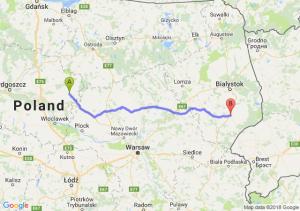 Rypin - Bielsk Podlaski