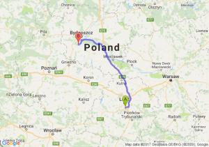 Trasa Rzgów - Łabiszyn