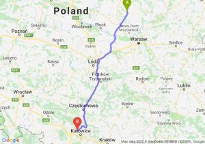 Trasa Ciechanów - Bytom