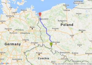 Trasa Wałbrzych - Police