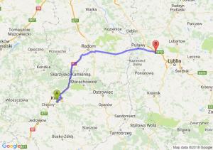 Kielce - Markuszów