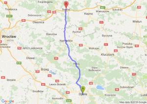 Opole - Syców
