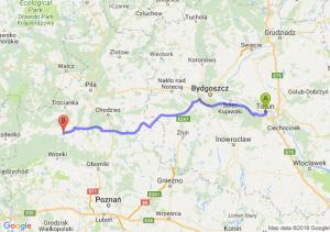 Toruń - Ciszkowo