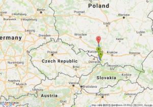 Bielsko-biała (śląskie)żory - Żory (śląskie) - Lubliniec (śląskie)