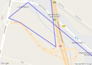 Krosino - Andrespol (łódzkie)
