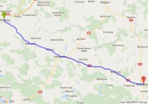 Oleśnica - Kluczbork