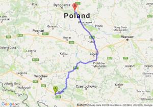 Prądy - Toruń